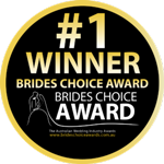 winner brides choice award