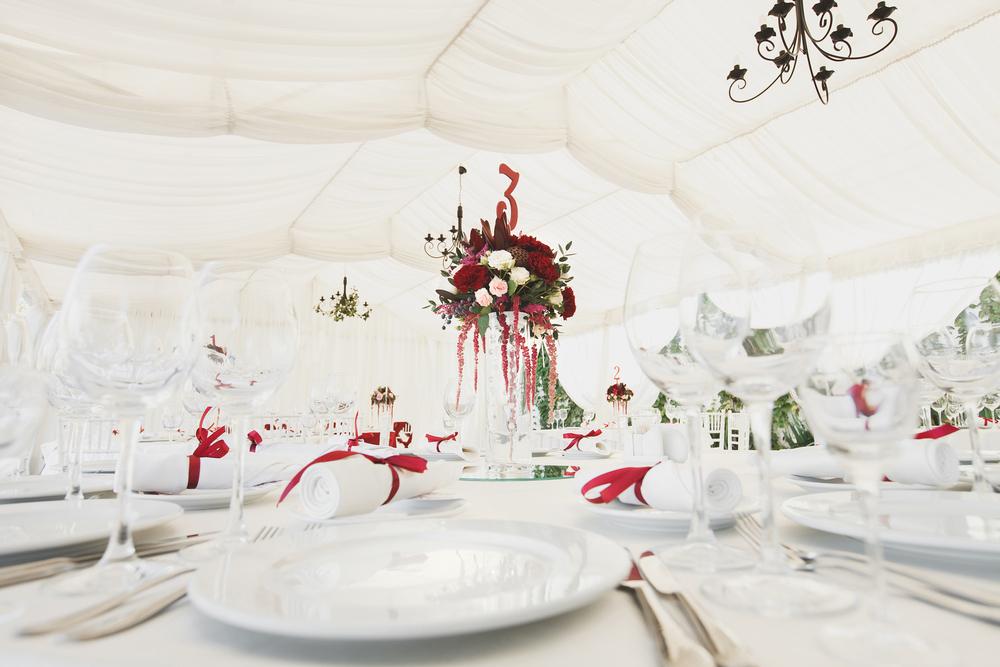 Best Type Marquee Wedding