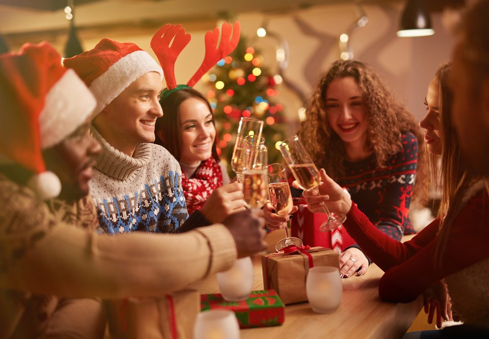 Christmas Furniture & Equipment Hire Ideas