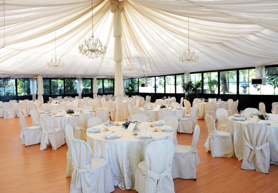 Useful Tips for Planning Marquee Wedding